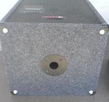Foto 2 2 Kompakte Pa-Boxen 3Wege / Umschaltbar auf nur Subwoofer betrieb.