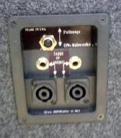 Foto 3 2 Kompakte Pa-Boxen 3Wege / Umschaltbar auf nur Subwoofer betrieb.