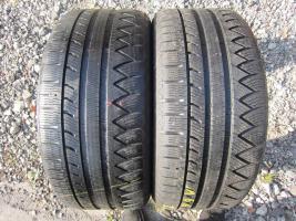 2 Michelin WInterreifen Pilot Alpin 245-45-R17  95H Reifen