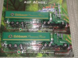 2 Modelle Truck Eichbaum