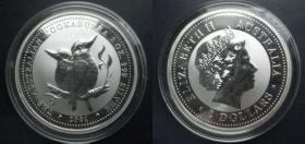 2 Oz Kookaburra 2001