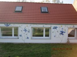 Foto 3 2 Raum Wohnung mit Terrasse und Garten Benutzung in 16845  Sieversdorf-Hoheofen, Ostprignitz-Ruppin (Kreis)