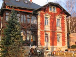 2 Raum Wohnung in idyllisch gelegener Villa in Kreischa