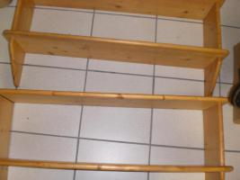 2 Regale zum Aufhängen