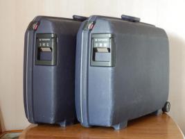 2 SAMSONITE Hartschalen Koffer