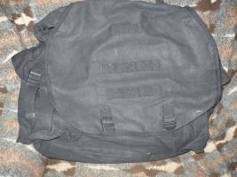 2 Schwarze Rucksäcke zu verkaufen