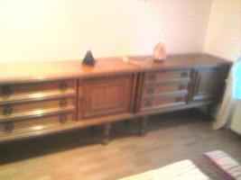 Foto 2 2 Sideboards Eiche rustikal massiv - sehr gut erhalten