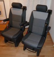 2 Sitze VW T5 Multivan Startline