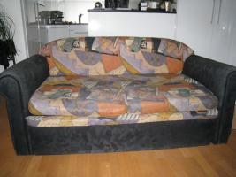 2-Sitze sofa (175x80x78 cm) mit Bett GRATIS abzuholen