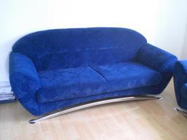 Foto 2 2-Sitzer und 3-Sitzer Sofagarnitur (neuwertig)