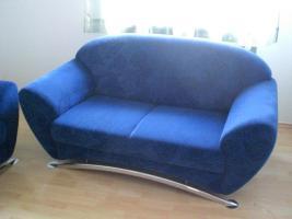 Foto 3 2-Sitzer und 3-Sitzer Sofagarnitur (neuwertig)