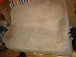Foto 2 2-Sitzer-Sofa, beige