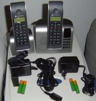 2 Stck. Motorola D212 schnurlos Telefon