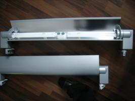 Foto 2 2 Strahler / Schienensystem, L 86,5 cm, B 23 cm