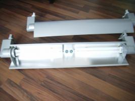 Foto 3 2 Strahler / Schienensystem, L 86,5 cm, B 23 cm