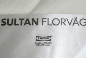 Foto 3 2 St�ck IKEA SULTAN FLORV�G, Matrazen, wei�, 200x80 cm
