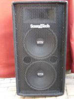 2 St�ck PA Boxen, Sound-Tech CX2, Made in USA