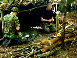 2 Tage Überlebenstraining / Teil 5 zum Prepper Training in Schleswig-Holstein