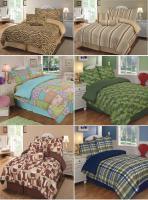 2 Teilige  Bettw�sche SET Garnituren mit Rei�verschluss 6 Verschiedene Designs f�r freie Auswahl