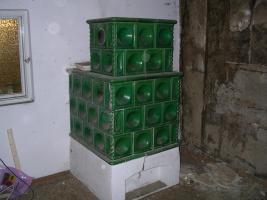 Foto 3 2 Uralte Kachelöfen + Einsatz zu Verkaufen