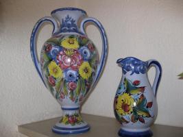 2 Vasen im Set  aus Portugal