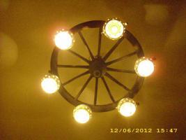 2 Wagenradlampen
