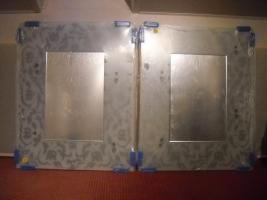 2 Wandspiegel