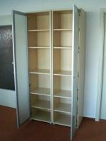 2 Wohnzimmerschränke mit passendem Sideboard
