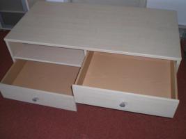 Foto 3 2 Wohnzimmerschränke mit passendem Sideboard