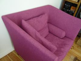 2 XXL Designer Sessel von MACHALKE