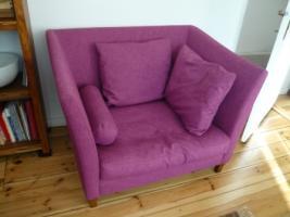 Foto 2 2 XXL Designer Sessel von MACHALKE
