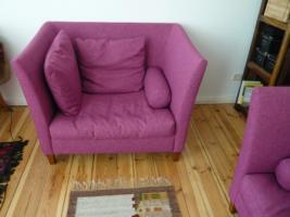 Foto 3 2 XXL Designer Sessel von MACHALKE