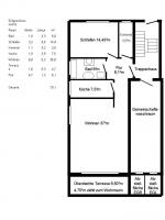 Foto 2 2 Zi.Wng. 79m² mit Garten, 4 Gehminuten z. S-bahn