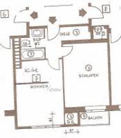 Foto 3 2-Zimmer-Wohnung in Düsseldorf-Flingern