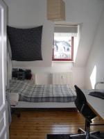 Foto 5 2 Zimmer Wohnung inkl. EBK provisionsfrei ab 1.8. Wiesbaden Westend