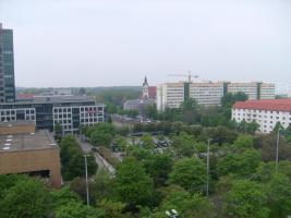 Foto 7 2-Zimmer-Wohnung, 50 qm, zentrale Lage, ganz oben