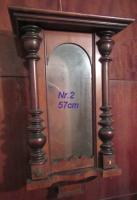 Foto 2 2 antike noch gut erhaltene Regulatorgehäuse-58cm