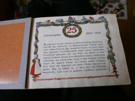 2 antiquarische Kinder - B�cher bis 1930 (?)