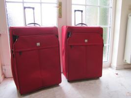 2 neuwertige Großkoffer