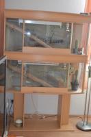 2 st�ckiges Terrarium