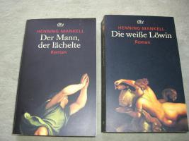 2 super Krimis von Henning Mankell