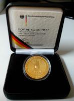 Foto 3 2 x 100 Euro Goldmünze 2005 Fussballweltmeisterschaft 2006