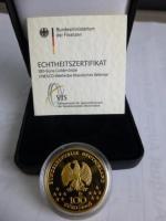 2 x 100 Euro Goldmünze Goslar 2008