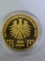 Foto 3 2 x 100 Euro Goldmünze Goslar 2008