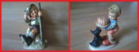 2 x Hummelfiguren Top Schnäpchen