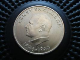 20 DDR Mark 1971 Neusilber
