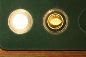 Foto 3 20 EUR Feingold - Serie Wald - Kiefer - 195 EUR