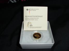20 Euro Gold 2011