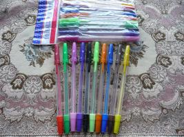 20 Neue 2x10 Ball Pen Set Schreiben In 10 Verschidenen Farben