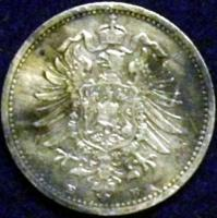 20 Pfennig Kaiserreich von 1874